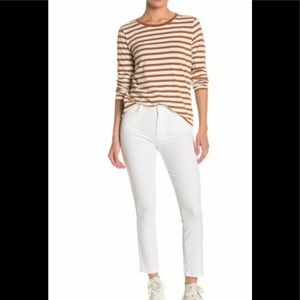 New Mother Looker Crop Jeans! Fab!